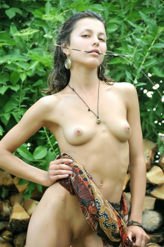 Divina A Nude In Avilar MetArt Model Pictures